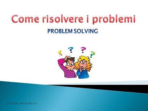 """Risolvi problemi matematici in pochi istanti! Scopri """"The Solution Maps"""" di Luca Chiesi - YouTube"""