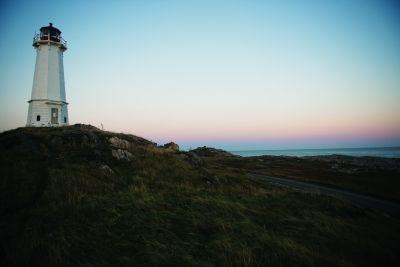 Skyline Trail - Cape Breton Highlands National Park in Cape Breton. - Ingonish