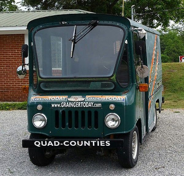 Old Postal Jeeps For Sale: 59 Best Images About Jeep Willys Fleetvans On Pinterest