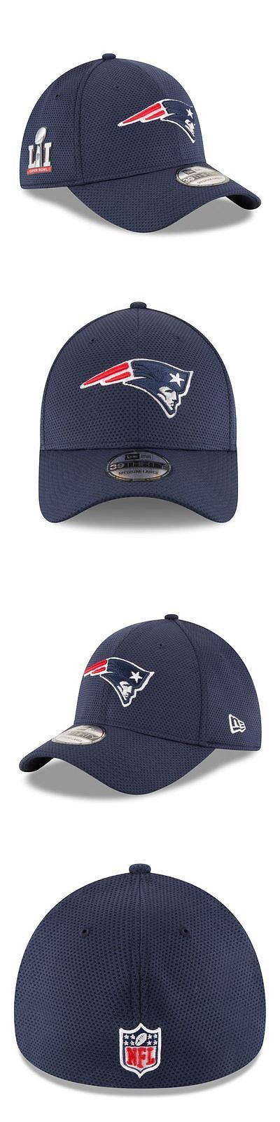 Helmets and Hats 21222: Nfl New England Patriots Super Bowl Li Sidepatch Sideline Tech 39Thirty Flex Hat -> BUY IT NOW ONLY: $36 on eBay!