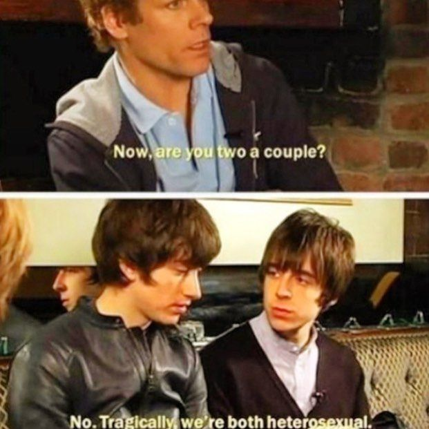 Alex Turner and Miles Kane on Milex