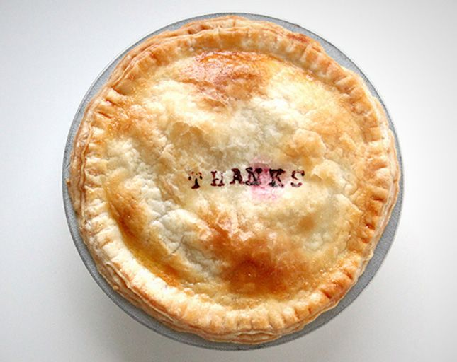 14 of the Most Creative Pie Crust Designs via Brit + Co.