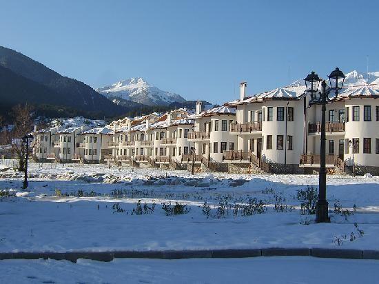 4ήμερη στο Μπάνσκο στις 10/12 στό Mountain Paradise Apart με 134 ευρώ από Αθήνα