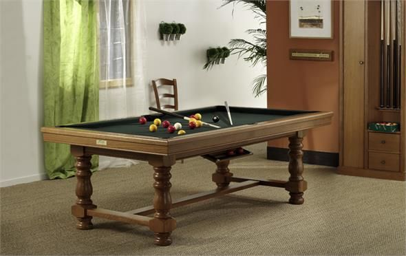 Billards Montfort Belle Ile Pool Table