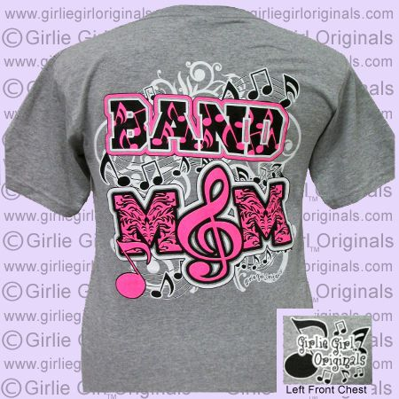 Band Mom (Short Sleeve) - Click Image to Close