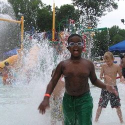 Discovery Island Waterpark, Simpsonville  http://greenvillerec.com/welcome-to-discovery-island