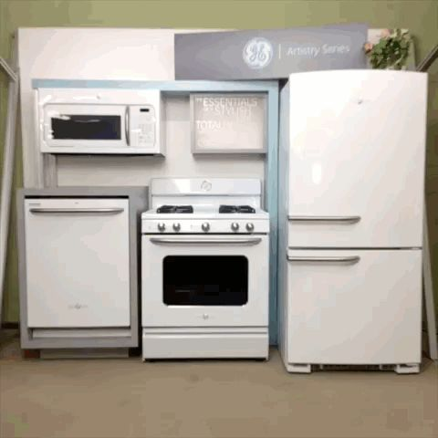 7 best images about ge artistry series on pinterest - Ge kitchen appliances ...