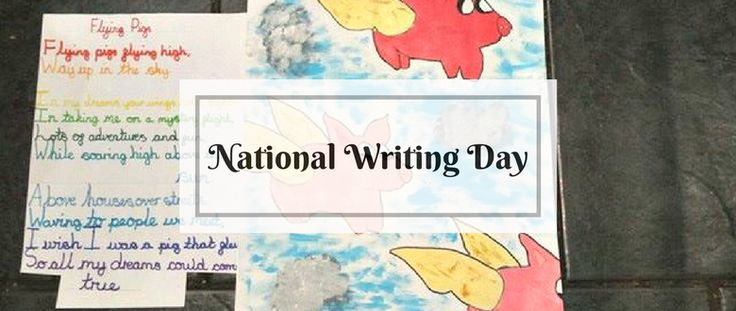 National Writing Day is upon us! In this post, we look at why writing is so important, and how you can encourage your children to do more of it.