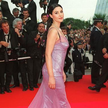 Monica Bellucci, ses plus belles photos à Cannes