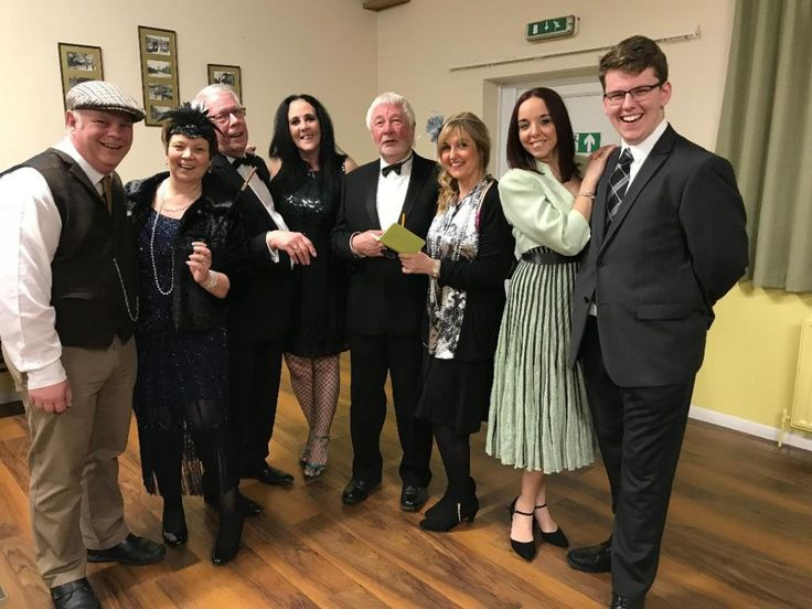 Who done it? Conservatives Hold Murder Mystery Supper