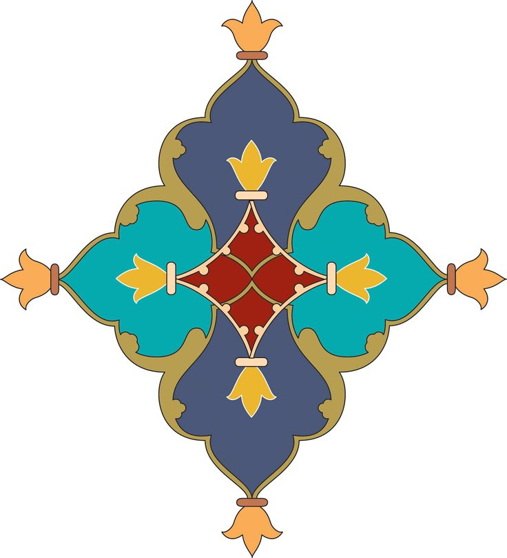 33-islamic Persian Pattern