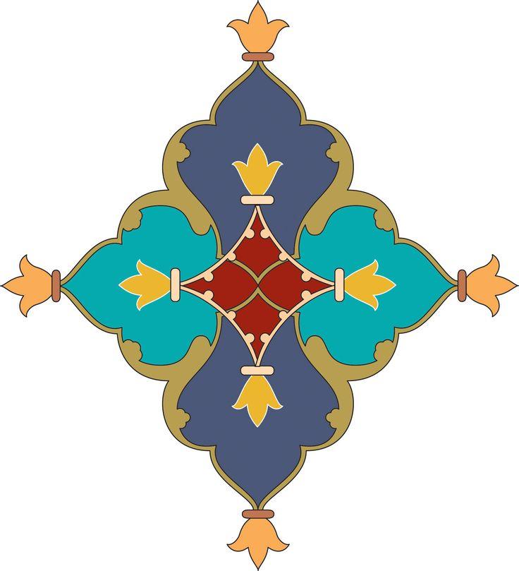 33-islamic Persian Pattern