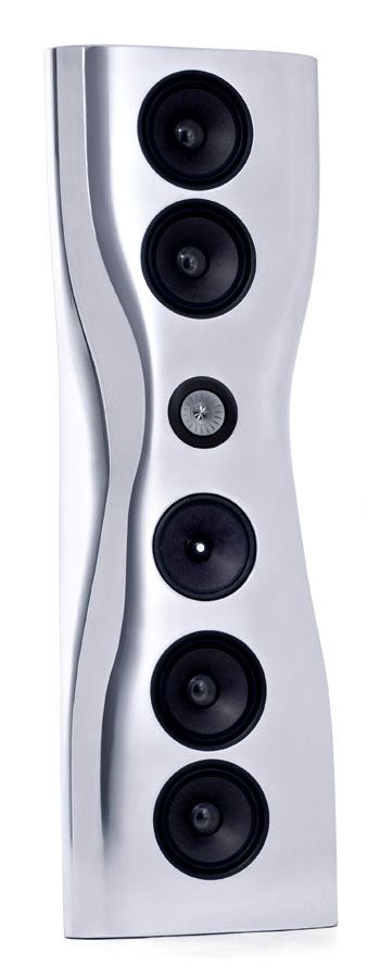 KEF MUON - Technology and Design