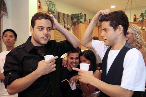 Rami & Sami Malek