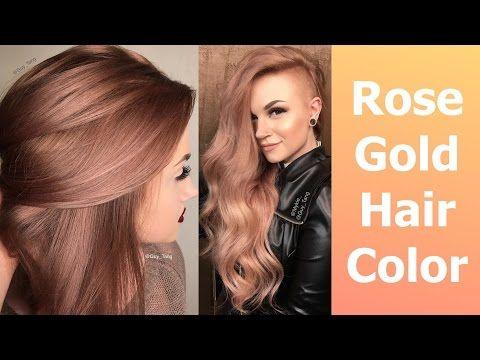 7 Best Images About Rose Gold Formulas On Pinterest Rose