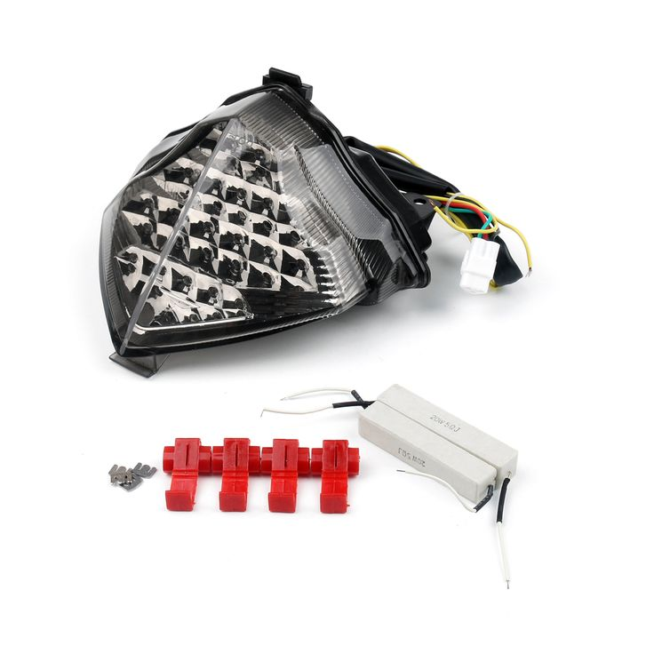 Mad Hornets - LED Tail Light With Turn Signal Yamaha YZF R1 (2004-2006) Smoke, $39.99 (http://www.madhornets.com/led-tail-light-with-turn-signal-yamaha-yzf-r1-2004-2006-smoke/)