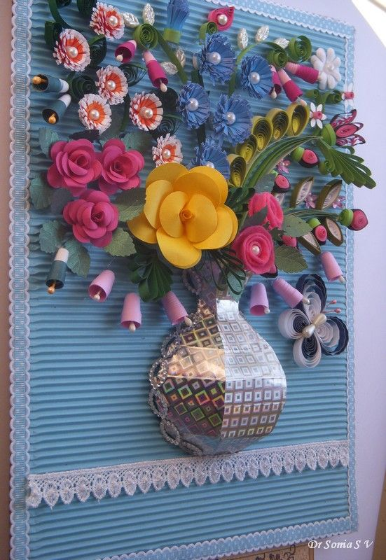 quilling and punchcraft
