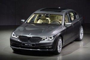 2016 BMW 750Li video