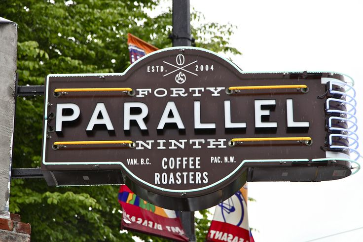 49th Parallel Coffee Roasters : Scout Magazine