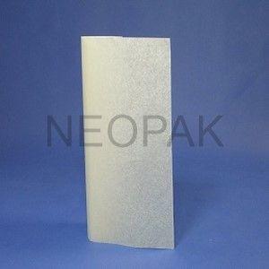 Bibuła Gładka:     Szerokość: 38cm Długość: 50cm Gramatura: 20 g/m2 Kolor: ecru Opakowanie: 50 sztuk http://neopak.pl/bibula/bibula-gladka/bibula-gladka-ecru-38x50cm1