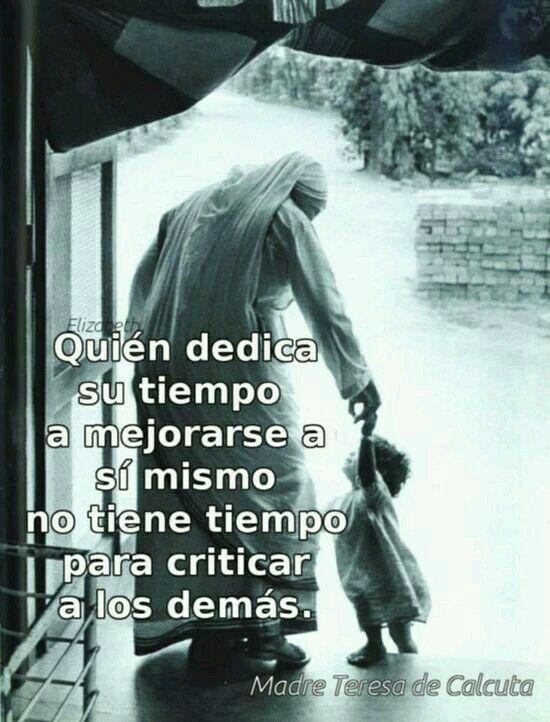 Madre Teresa De Calcuta ♥♥♥