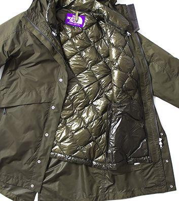 Detachable Lining Field Coat