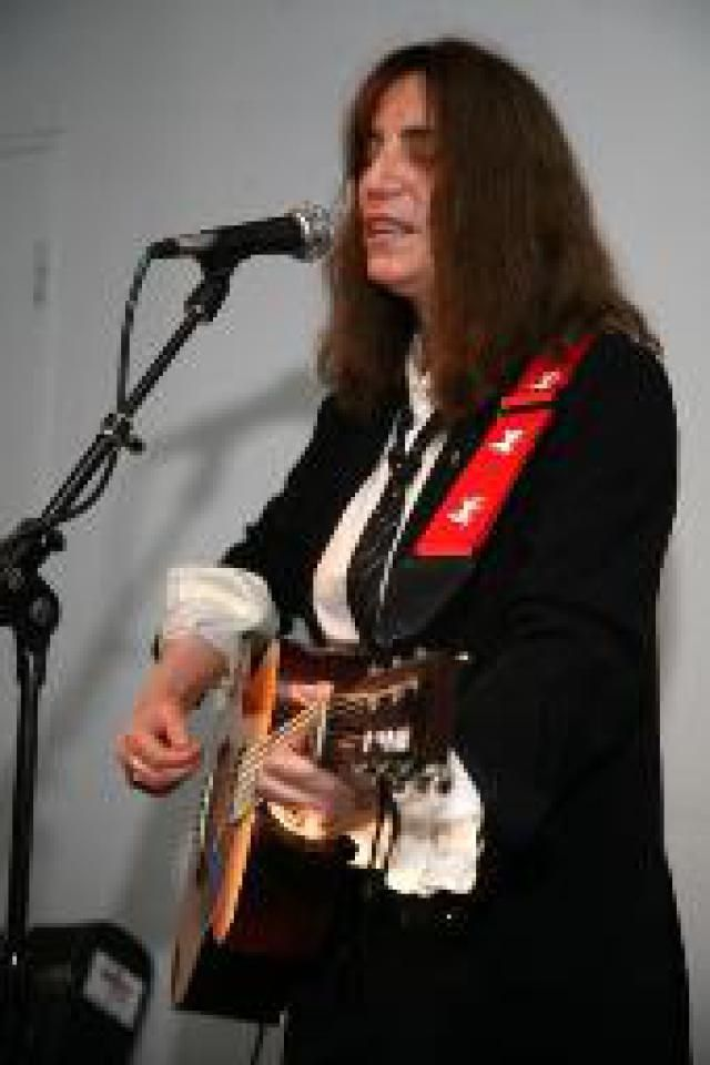 """Classic Anti-War Protest Songs: """"People Have the Power"""" - Patti Smith"""