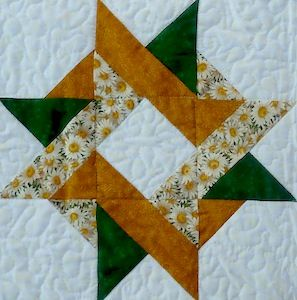 Entwined Star - ready to begin » Arbee Designs