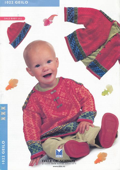 32 Best Baby Knits From Dale Of Norway Images On Pinterest