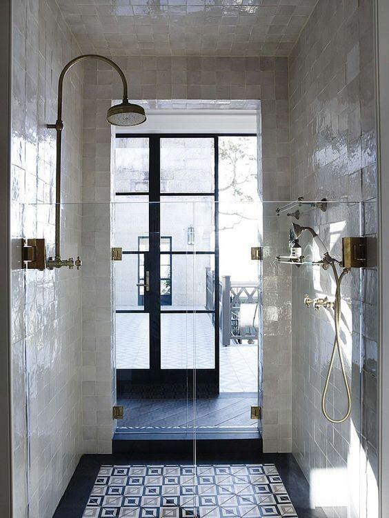 17 best ideas about walk through shower on pinterest Master Bathroom Showers without Doors Corner Showers without Doors