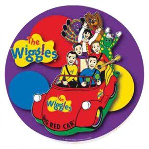 The Wiggles - Cake Topper