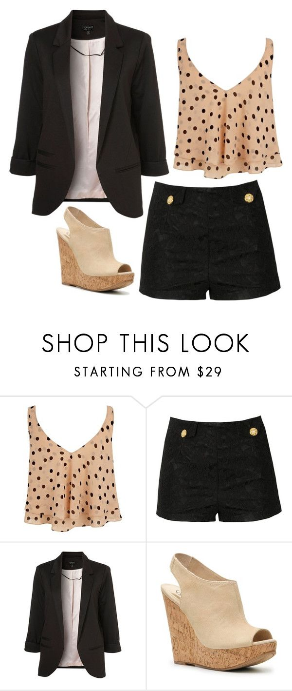 """Zoe Hart Inspired Outfit"" by daniellakresovic ❤ liked on Polyvore featuring River Island, Rare London, Topshop and Carlos by Carlos Santana"