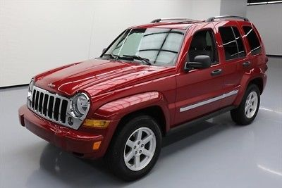Jeep Liberty Limited 2006 Limited Used 3.7L V6 12V Automatic RWD SUV