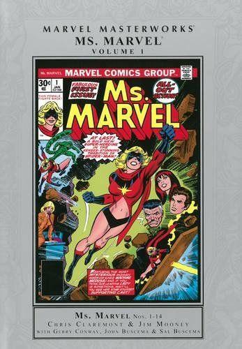 Marvel Masterworks: Ms. Marvel Volume 1 (Marvel Masterworks (Unnumbered)) - http://moviesandcomics.com/index.php/2017/06/06/marvel-masterworks-ms-marvel-volume-1-marvel-masterworks-unnumbered/