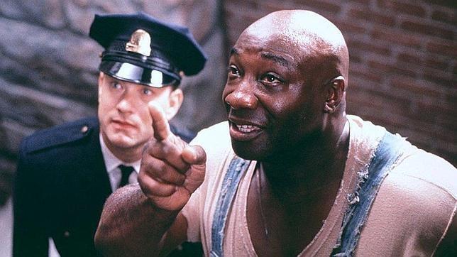 [@Washa_Washeando] Con la triste noticia de que el actor Michael Clarke Duncan, protagonista de The Green Mile, murió hoy a los 54 años. (Más info en la nota)