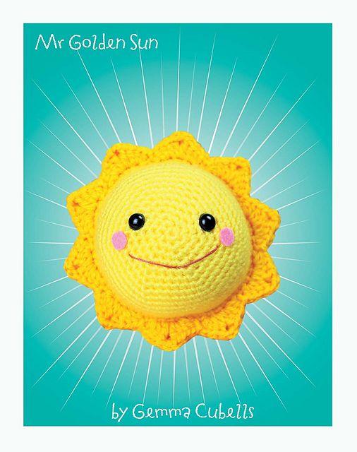 Ravelry: Mr Golden Sun pattern by Gemma Cubells