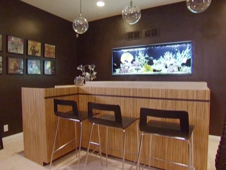 Take a look at many of the best man cave makeovers by licensed contractor Jason Cameron.