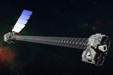 A new space telescope NuSTAR is to launch today!