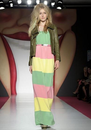 London Fashion Week: Mulberry spring/summer 2012