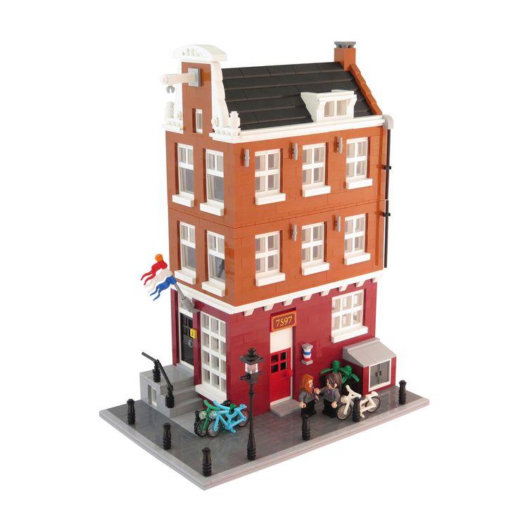580 Best LEGO House Images On Pinterest Lego Building Lego