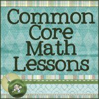 Common Core Math Lessons