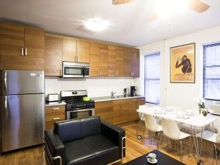 """The Pacino V Apartment in New York - Click on the """"Book Now"""" button to calculate the exact price.Vacation Rental in Little Italy from @homeaway! #vacation #rental #travel #homeaway"""