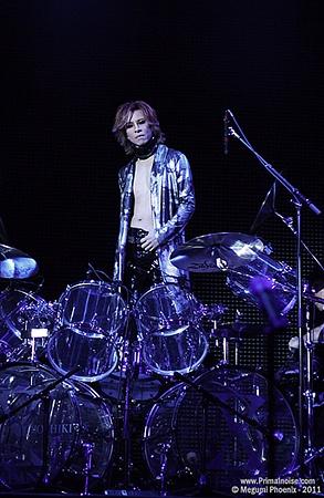 X Japan Live at Shepherds Bush Empire, London | Primal Noise