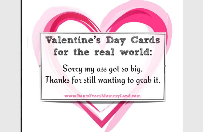 Valentines wishes from real life