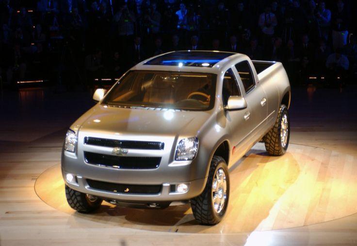 2003 Chevrolet Cheyenne Concept | GM Authority - Cheyennebestofshow