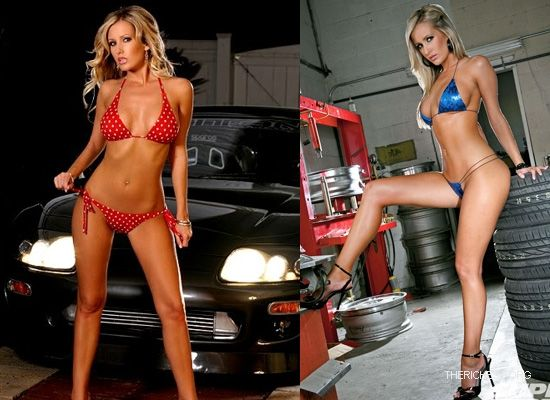 Ideal Naked Indy Car Pic