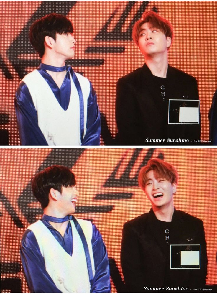 Park Jinyoung and Choi Youngjae, Got7 Thailand Fanmeets, Arrival Era.