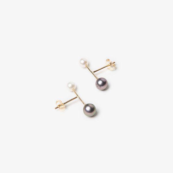 Majorette Pearl Earrings