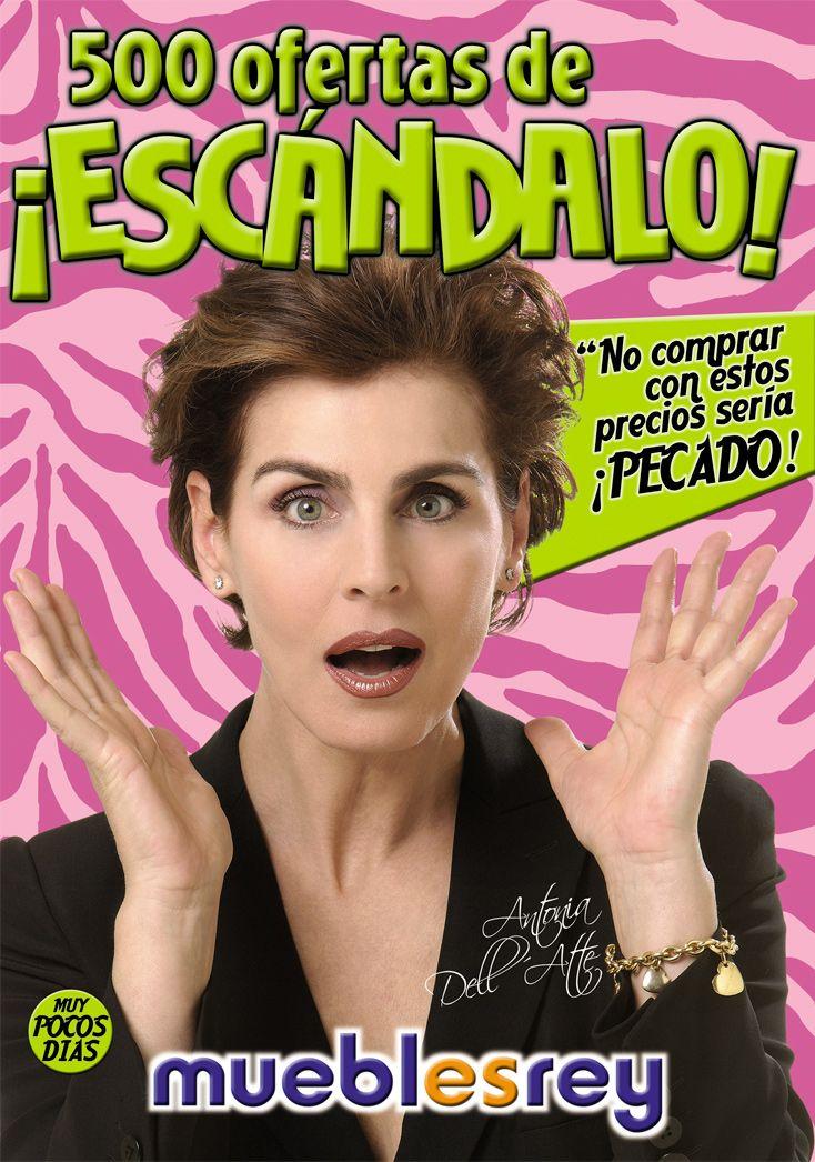 500 ofertas de ¡ESCÁNDALO! Con la modelo italiana Antonia Dell' Atte. En 2006