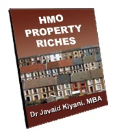 """""""HMO Property Riches"""".  Earn Extra Cashflow from your properties Today!  FREE 7 Part Course Here:  http://www.HMOPropertyRiches.com"""